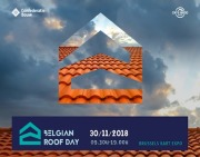 30 november 2018 – Belgian Roof Day
