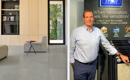 Een interview met de heer Jan Dossche - President USFloors International – COREtec®